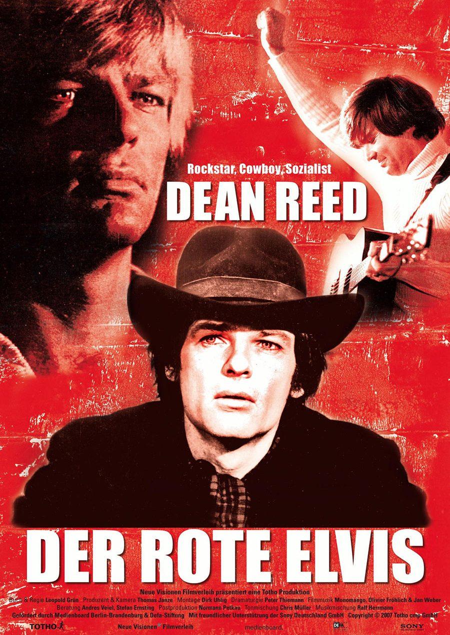 Der rote Elvis.